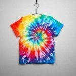 Tシャツを染める - タイダイ染め / カラーマーケット