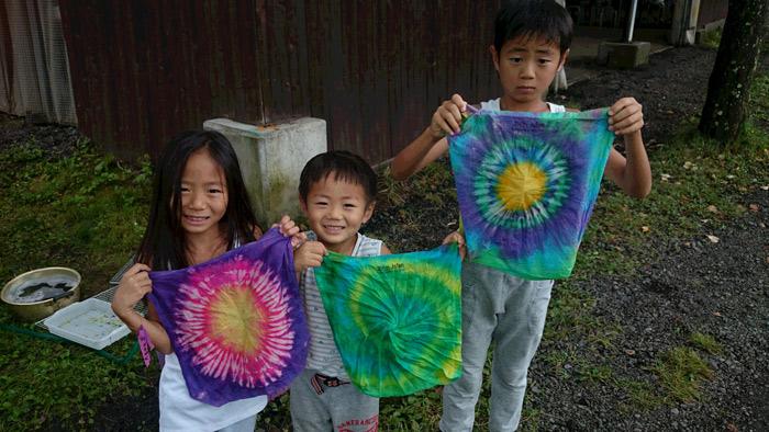 グループ賞「Tシャツワークショップ」:yukie様の作品 / カラーマーケット